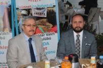 HEKIMOĞLU - İstanbul'da Yaşayan Kayserililer İftar Sofrasında Buluştu