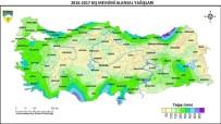 KIŞ MEVSİMİ - Karadeniz'de En Fazla Yağışı Rize Ve Trabzon Aldı