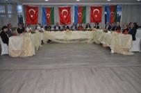 SELAHATTIN BEYRIBEY - Kars'ta Azerbaycan Cumhuriyeti'nin 99. Kuruluş Yıldönümü