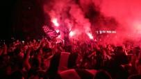 BAŞKENT - KKTC'de De Beşiktaşlılar Coştu