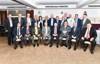 MUHARREM TOPRAK - Konsoloslar İzmir'i Konuştu