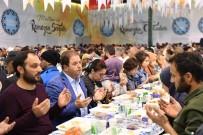 MALTEPE BELEDİYESİ - Maltepe'de İlk İftar Dualarla Açıldı