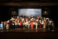 MILLI EĞITIM BAKANLıĞı - Meslek Edindirme Kurslarını Tamamlayan Kursiyerler Sertifikalarını Aldı