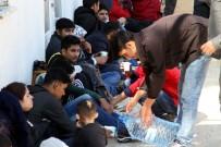 PAKISTAN - Muğla'da 129 Kaçak Göçmen Yakalandı
