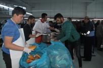 MERCIMEK ÇORBASı - Nevşehir'de İlk İftar Heyecanı Yaşandı