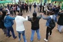 ODUNPAZARI - Odunpazarı'nın Emekçi Kadınları Piknikte Bir Araya Geldi