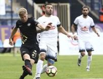 ÇAYKUR RİZESPOR - Osmanlıspor:1 - Çaykur Rizespor: 2