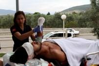 SITKI KOÇMAN ÜNİVERSİTESİ - Otostop Yaparak Bindiği Araç Kaza Yaptı