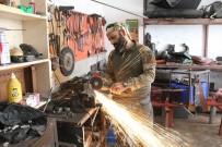 MODIFIYE - Karadenizli Garajında Araba Yaptı, Görenler Şok Oldu