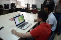 EMRAH YıLMAZ - Üniversite Öğrencileri 500 Bin Lira Değerindeki Projeyi 6 Ayda Hazırladı