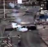 MEMUR - Polise roketli saldırı