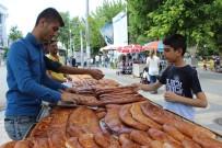 MEYAN ŞERBETİ - Ramazan Kendine Has Tatları Da Beraberinde Getirdi