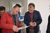 KÜTÜPHANE - Selim Gençlik Merkezi'nin Yapımı Devam Ediyor