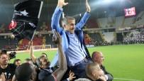 ŞENOL GÜNEŞ - Şenol Güneş, Beşiktaş'la Üst Üste İkinci Kez Şampiyonluk Yaşadı