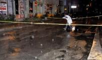 MERMİ - Seydişehir'de Kahvehane Kurşunlandı