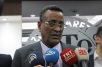 KİMYASAL MADDELER - Sudan Cumhurbaşkanı Yardımcısından FETÖ Okulları Açıklaması