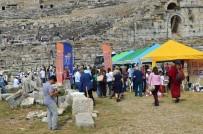 İSKENDER YÖNDEN - Tales Buluşmasının İkincisi Milet Antik Kent'te Yapıldı