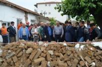 KıZıLAY - Vali Güvençer'den Depremzedelere Ziyaret