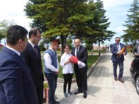 YAYLA TURİZMİ - Vali Yaşar Karadeniz, Çatalzeytin'i Ziyaret Etti