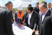 MEHMET NEBI KAYA - 112 Acil Çağrı Merkezi'ne Ek Bina Yapılıyor