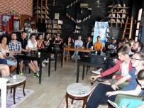 KıBRıS RUM KESIMI - 8 Ülkeden Sivil Toplum Çalışanları Çeşme'de Buluştu
