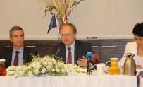 SAĞLıK BAKANLıĞı - AB Türkiye Delegasyonu Başkanı Berger Açıklaması 'Avrupa Birliği'nin İdam Cezası Hususundaki Pozisyonu Son Derece Net'