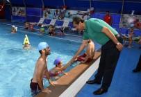 YÜZME - Adana'da Yüzme Bilmeyen Kalmayacak