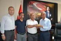 HÜSEYIN TÜRKOĞLU - Adıyaman'da Sarı Basın Kartlı Kişi Sayısı Artıyor