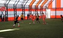 NECİP FAZIL KISAKÜREK - Ağrı'da Öğretmenler Arası Futbol Turnuvası