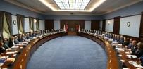 RECEP TAYYİP ERDOĞAN - AK Parti MKYK Sona Erdi