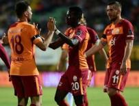 SELÇUK İNAN - Yeni formalar Galatasaray'a uğurlu geldi