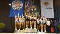 CENGIZ ERGÜN - Altın Çocuklar Cimnastikte Tarih Yazıyor