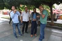 EMNIYET MÜDÜRLÜĞÜ - Antalya'da 'Huzurlu Sokaklar Uygulaması'