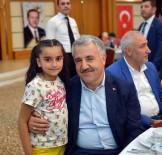 ÖZNUR ÇALIK - Bakan Arslan Ve Tüfenkci Malatya'da İftara Katıldı
