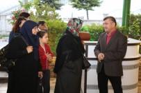 ERTAN PEYNIRCIOĞLU - Başkan Akdoğan Şehit Ve Gazi Yakınlarıyla İftarda Buluştu