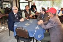 KAPAKLı - Başkan Albayrak Vatandaşlar İle Bir Araya Geldi