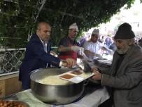 Başkan Arslan, İlk İftarını Çadırda Açtı