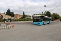 ŞEHİR İÇİ - Belediye Otobüs Saatlerinde Değişiklik Yapıldı