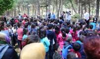 NURULLAH CAHAN - Belediyeden Çocuklarda Çevre Bilinci Etkinliği