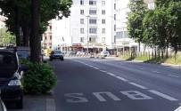 BERLIN - Berlin'de Bomba Yüklü Araç Alarmı