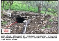 BİTLİS - Bitlis'te 8 Sığınak İmha Edildi
