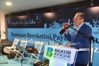 MUSTAFA BAYRAM - Büyükşehir Belediyesi'nden BASKİ Çalışanlarına İftar