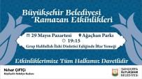 BÜYÜKŞEHİR BELEDİYESİ - Büyükşehir Belediyesinden İftara Davet