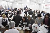 HAT SANATı - Büyükşehir'den Ev Tadında İftar Sofraları