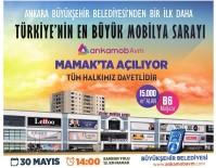 MOBİLYA MAĞAZASI - Büyükşehir'den, Siteler Esnafına Büyük Destek