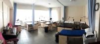 BOYUN FITIĞI - Çan Devlet Hastanesi Fizik Tedavi Ünitesi Yenilendi