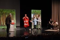 MÜZIKAL - Çocuklar Çevre Bilincini Tiyatroda Eğlenerek Öğrendi