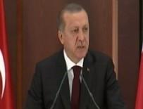RECEP TAYYİP ERDOĞAN - Erdoğan: Adeta bir metal eskimesi görüyorum