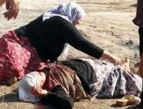 AHMET ARİF - Sokak ortasında kan revan içinde bıraktı