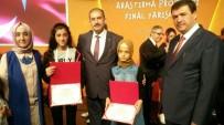 OKSİJEN KAYNAĞI - Ertuğrul Gazi Ortaokulu Türkiye İkincisi Oldu